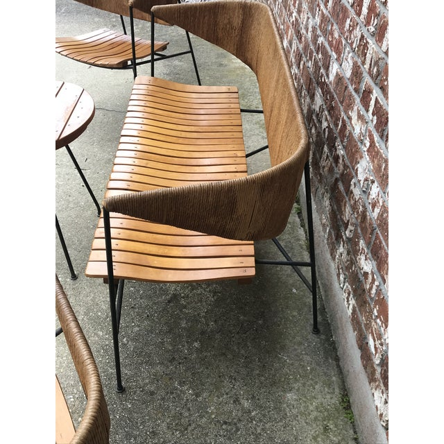 Mid-Century Modern Arthur Umanoff for Shaver, Howard & Raymor Seating Set- 4 Pieces For Sale - Image 9 of 13