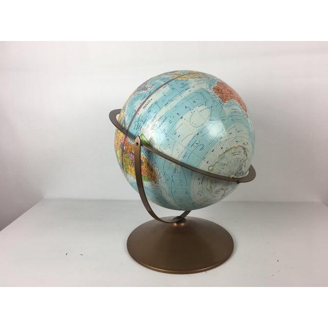 Vintage Globemaster Legend World Globe - Image 3 of 8
