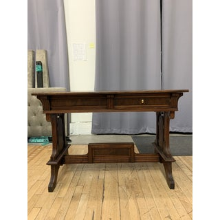 Late-19th Century Trestle Wood Partners Desk Preview