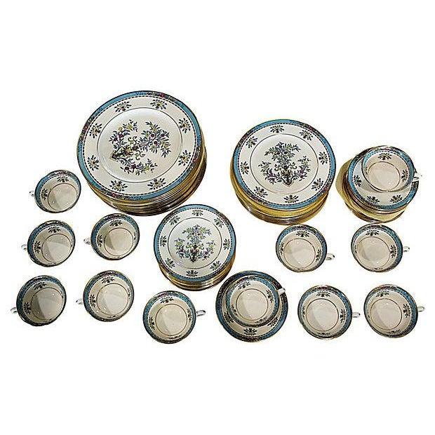 Lenox Blue Tree Dinnerware- 60 Pieces - Image 7 of 7
