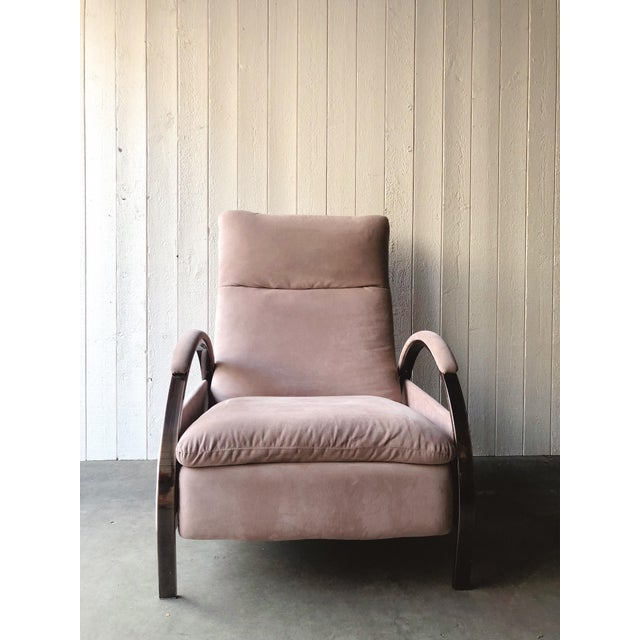 1980s Vintage George Mulhauser for Design Institute of America Lounge Chair For Sale In Portland, OR - Image 6 of 12