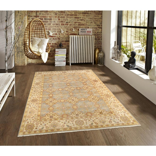 "Sultanabad Collection Rug - 10' X 13'8"" - Image 4 of 4"