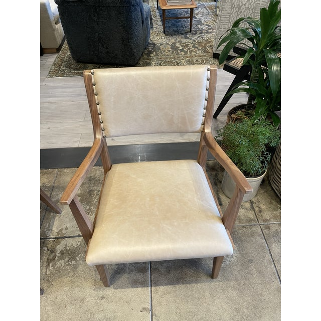2020s Set of 4 Van Koert Leather Chairs For Sale - Image 5 of 11