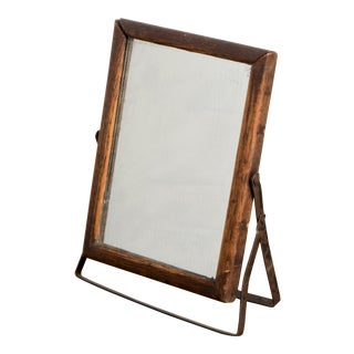 20th Century Americana Shaving Mirror For Sale