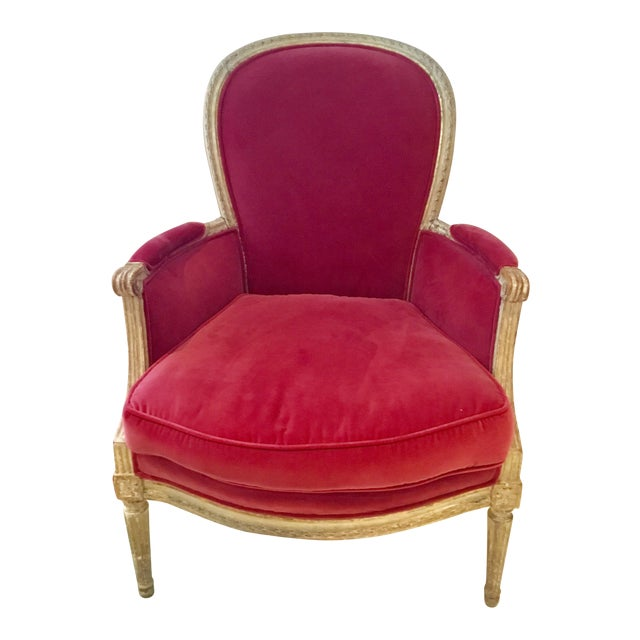 Louis XV French Antique Chair For Sale