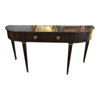 Lillian August Mahogany Side Board For Sale