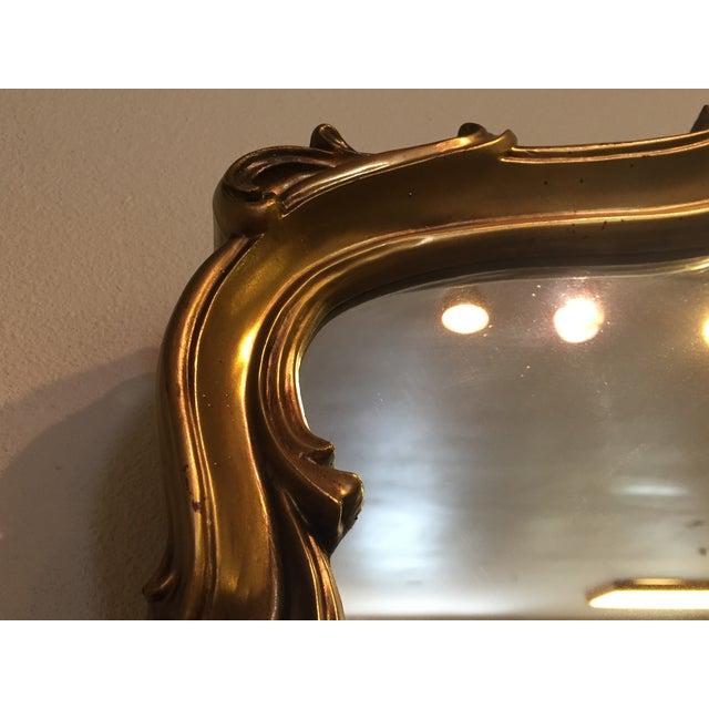 Hollywood Regency Gilt Mirror - Image 6 of 7