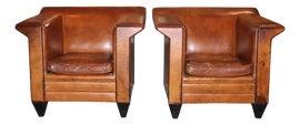 Image of Auburn Club Chairs