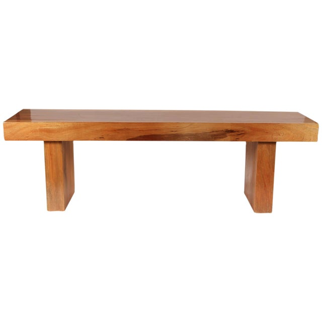 Very Large Philipino Kamagong Table For Sale