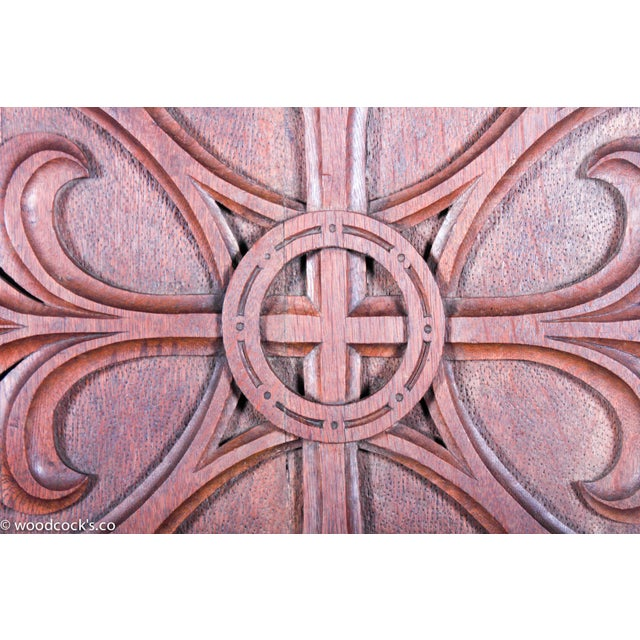 Gothic Revival Panel From Cher's Malibu Residence - Image 4 of 6