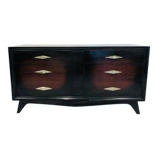 Vintage Mid Century Modern Credenza Dresser For Sale