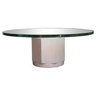 1940's Dunbar Grand Designer Coffee Table For Sale