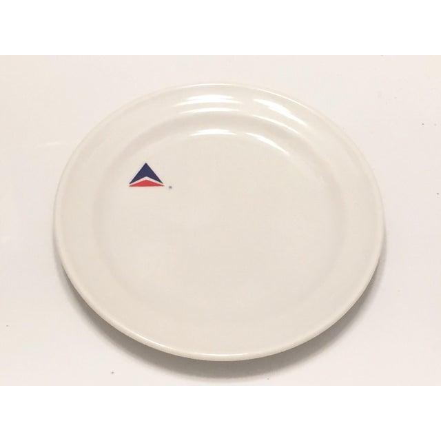 Vintage Delta Air Lines Side/Dessert Plates - Set of 15 - Image 4 of 4