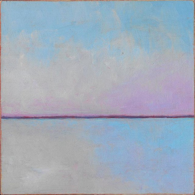 Carol C. Young Carol C Young, Marshmallow Mauve 2, 2018 For Sale - Image 4 of 4