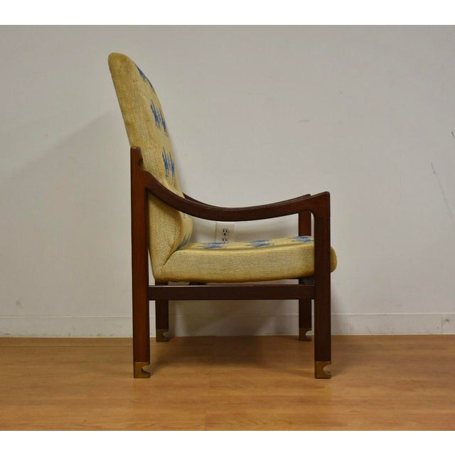Mid-Century Modern Ib Kofod Larsen Megiddo Lounge Chair For Sale - Image 3 of 12