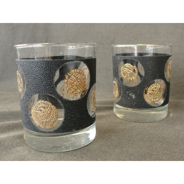 Libbey Coin Highball Glasses - Set of 8 - Image 3 of 10