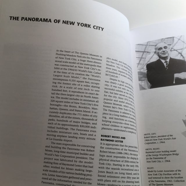 1990 Panorama of the City of New York Book For Sale - Image 4 of 11