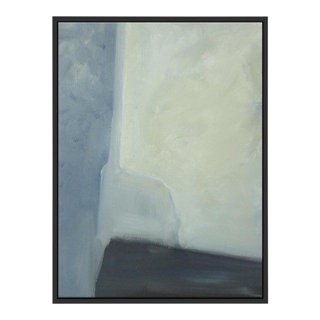 """Abstract Planes & Corners"" Framed Fine Art Giclée - Image 1 of 3"