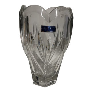Waterford Marquis Crystal Vase For Sale