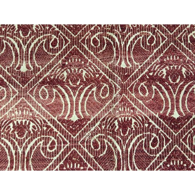 "Bellwether Rugs Turkish Flat Weave Kilim - 4'10"" X 10'5"" - Image 6 of 7"