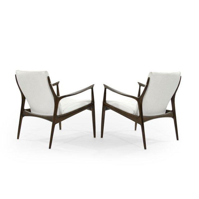 Lounge Chairs by Ib Kofod-Larsen For Sale - Image 11 of 13