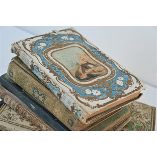 Antique French Shabby Book Collection - Set of 11 Preview