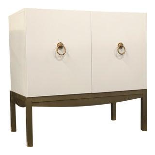 Contemporary Vivian Jet Set Door Cabinet For Sale
