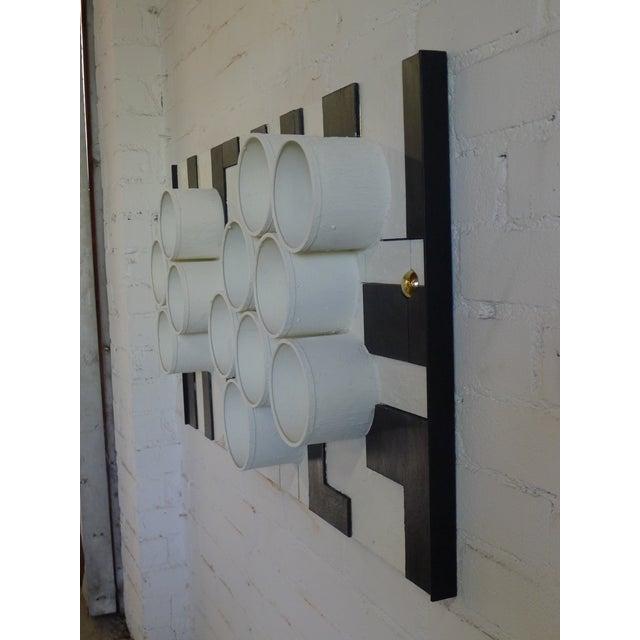 Paul Marra Modern Frieze Three-Dimensional Wall Art by Paul Marra For Sale - Image 4 of 9