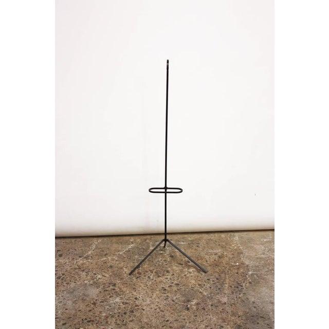Frederick Weinberg Style Iron Tripod Valet - Image 4 of 9