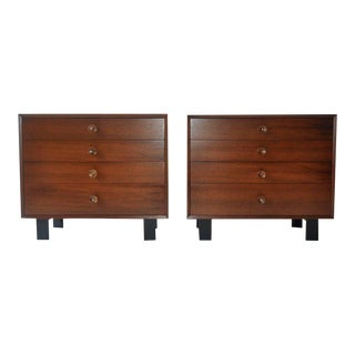Pair of George Nelson Dressers For Sale