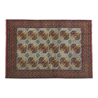 Traditional Turkoman Filpai Rug - 6′9″ × 9′9″