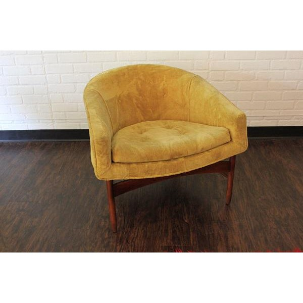 Lawrence Peabody Lounge Chair For Sale In Philadelphia - Image 6 of 6