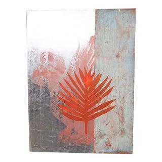 """""""Back Inside the Glass"""", Original Contemporary Art For Sale"""