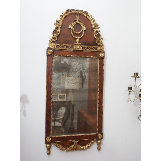 18th Century Neoclassical Mirror For Sale - Image 10 of 10