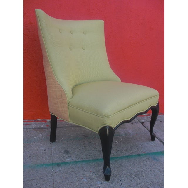 1960's Custom Upholstered Chair - Image 2 of 8