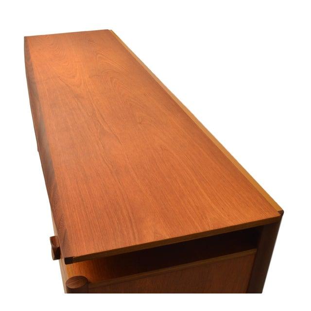"""Vintage G Plan """"Quadrile"""" Teak Desk - Image 5 of 5"""