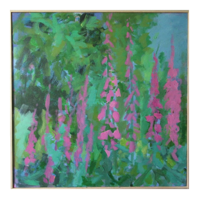 Foxglove by Anne Carrozza Remick For Sale
