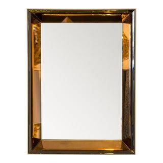 Roberto Giulio Rida - Amber Infinite Mirror For Sale