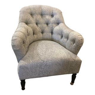 Traditional Chair For Sale