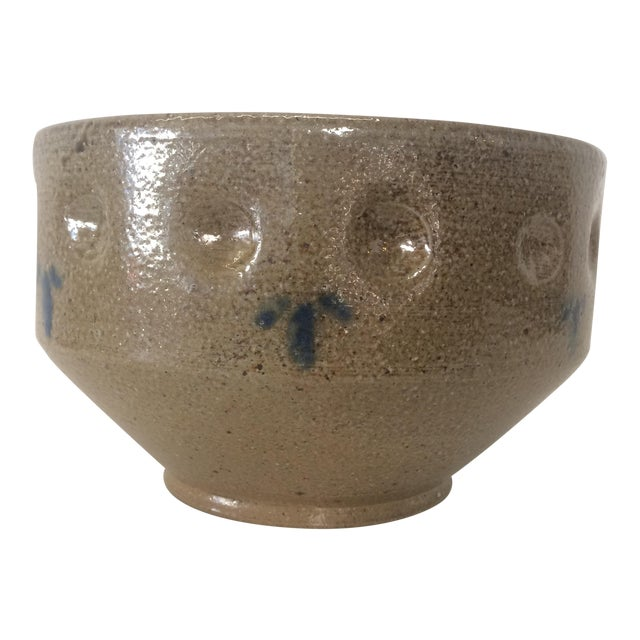 1975 Jugtown-Ware Cachepot For Sale
