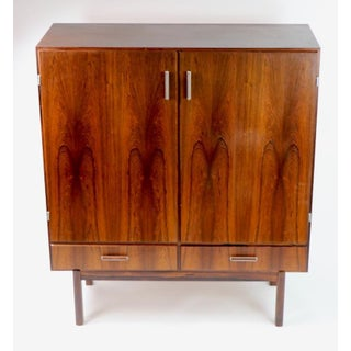 Danish Modern Rosewood Bar by Axel Christensen for Aco Møbler Preview