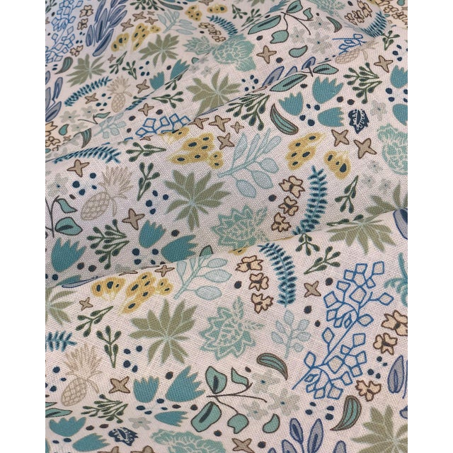 Contemporary House of Harris Cambridge Fabric Sample For Sale - Image 3 of 4