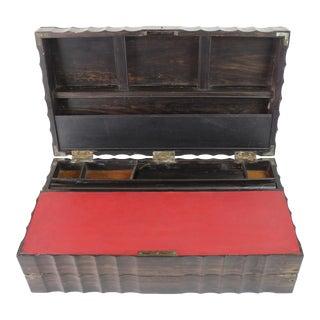Antique Civil War Era Lap Desk For Sale