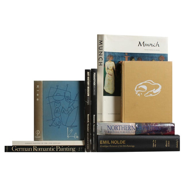 German Painting & Art Book Collections - Set of 9 - Image 1 of 2
