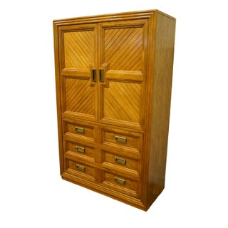 Late 20th Century Thomasville Furniture Sundance Collection Door Chest Preview