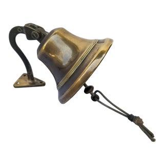 19th Century Bronze House Bell