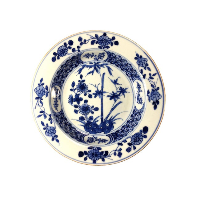 Pottery & Glass Responsible Delft Pottery Plate Harmonious Colors