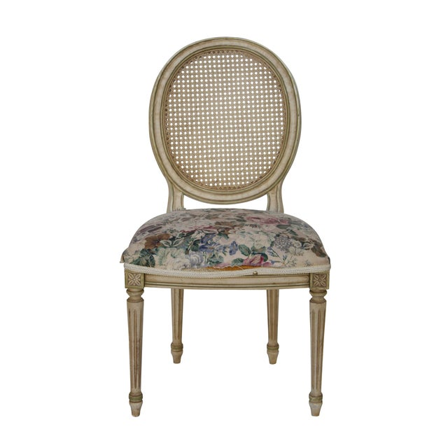 Kindel Louis XVI Style Dining Chairs- Set of 6 - Image 9 of 10