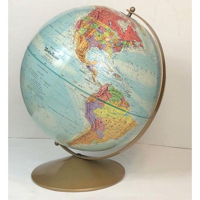 Replogle Globes Vintage Replogle World Nations Series Globe For Sale - Image 4 of 11