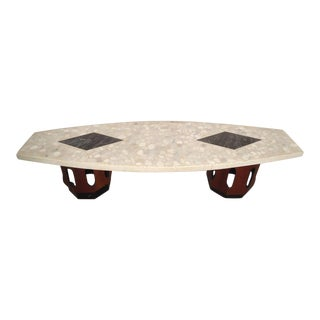 Superb Harvey Probber Terrazzo Top Table For Sale